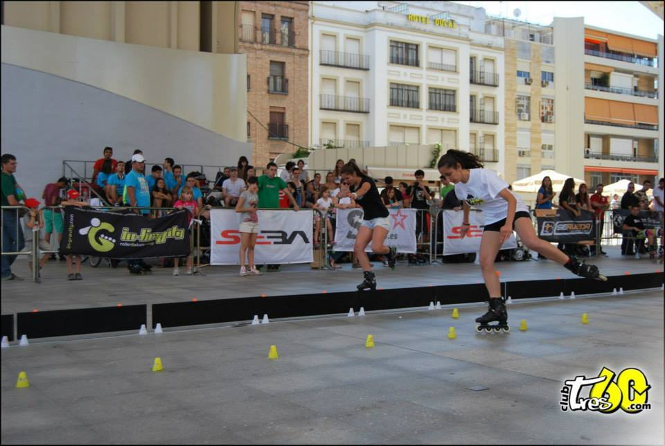 Speed Slalom - Club Tres60 Patinaje