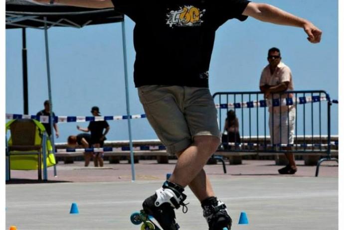 fer sánchez _Club Tres60 patinaje