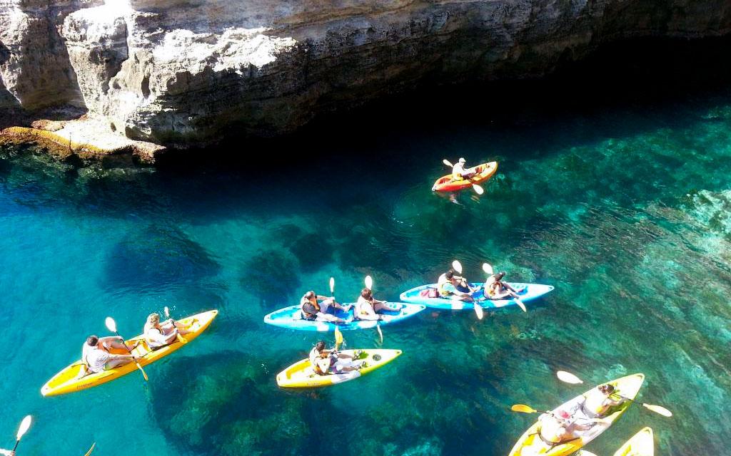 kayak almeria tres60