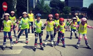 Actividades Gratis Para Ninos Juegos Infantiles En Patines Club