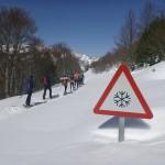 Excursión con Raquetas de Nieve 16/Abril